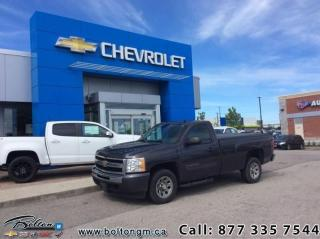 Used 2010 Chevrolet Silverado 1500 LT Reg Cab Long Box 2WD 1SB for sale in Bolton, ON