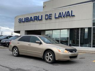Used 2005 Honda Accord EX-L ** Cuir Toit ouvrant ** for sale in Laval, QC