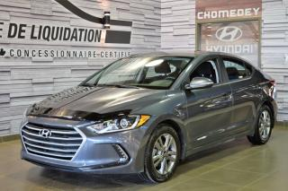 Used 2017 Hyundai Elantra GL CAMERA+MAGS for sale in Laval, QC