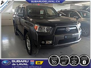 Used 2013 Toyota 4Runner V6 SR5 Awd ** 7 passagers ** for sale in Laval, QC