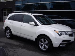 Used 2013 Acura MDX Grp Techn for sale in Montréal, QC