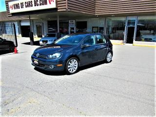 Used 2012 Volkswagen Golf TDI - HIGHLINE for sale in Langley, BC