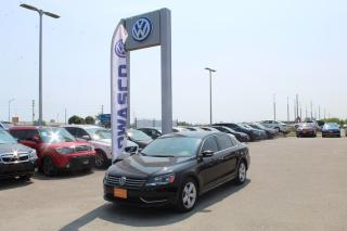 Used 2015 Volkswagen Passat 1.8 TSI Comfortline for sale in Whitby, ON