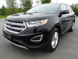 Used 2016 Ford Edge SEL AWD CUIR, TOIT, NAVI, ÉCOBOOST, BAS for sale in Vallée-Jonction, QC