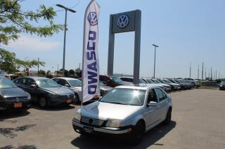 Used 2002 Volkswagen Jetta GLS 2.0L for sale in Whitby, ON