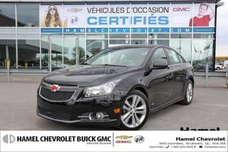 Used 2012 Chevrolet Cruze Lt Turbo+ 1sb for sale in St-Léonard, QC