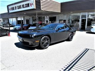 Used 2018 Dodge Challenger BLACKTOP EDITION for sale in Langley, BC