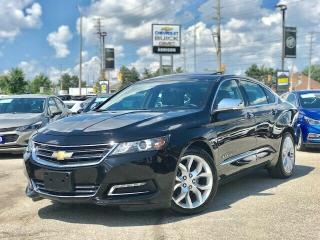 Used 2018 Chevrolet Impala Premier Navi|Pano Roof|Bose|Leather| for sale in Mississauga, ON