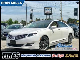 Used 2015 Lincoln MKZ Hybrid FWD Navi|Pano Roof|Massage Seats| for sale in Mississauga, ON