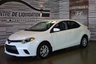 Used 2015 Toyota Corolla Ce+a/c for sale in Laval, QC