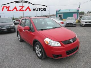 Used 2009 Suzuki SX4 JX for sale in Beauport, QC