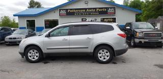 Used 2012 Chevrolet Traverse LS for sale in Madoc, ON