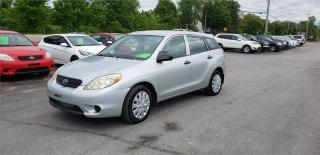 Used 2007 Toyota Matrix 143k auto safetied XR for sale in Madoc, ON
