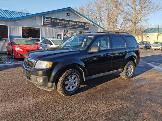 Used 2010 Mazda Tribute GS for sale in Madoc, ON