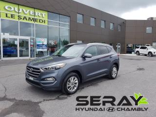 Used 2016 Hyundai Tucson Premium, Mags, A/c for sale in Chambly, QC