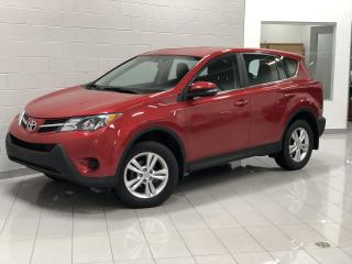 Used 2015 Toyota RAV4 Traction intégrale 4 portes LE for sale in Chicoutimi, QC