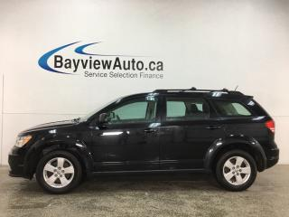 Used 2016 Dodge Journey CVP/SE Plus - ALLOYS! FULL PWR GROUP! GREAT FUEL ECONOMY! for sale in Belleville, ON