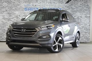 Used 2016 Hyundai Tucson Ltd Awd Cuir Nav for sale in St-Laurent, QC