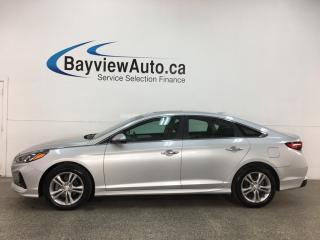 Used 2019 Hyundai Sonata Preferred - HTD LTHR! SUNROOF! ALLOYS! PWR GROUP! ONLY 9000KMS! for sale in Belleville, ON