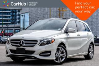 Used 2015 Mercedes-Benz B-Class B 250 Sports Tourer|Illumination.Pkg|Pano.Sunroof|Bluetooth| for sale in Thornhill, ON