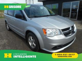 Used 2012 Dodge Grand Caravan Sxt Stow&go for sale in St-Léonard, QC