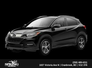 New 2019 Honda HR-V Touring $214 BI-WEEKLY - $0 DOWN for sale in Cranbrook, BC