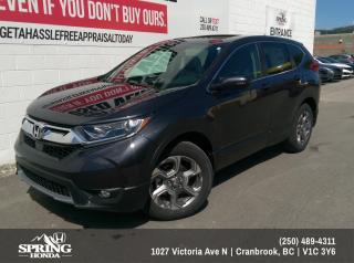 New 2019 Honda CR-V EX $227 BI-WEEKLY - $0 DOWN for sale in Cranbrook, BC