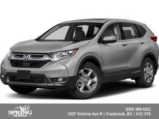 New 2019 Honda CR-V EX-L $241 BI-WEEKLY - $0 DOWN for sale in Cranbrook, BC