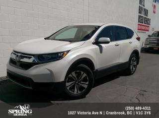 New 2019 Honda CR-V LX $206 BI-WEEKLY - $0 DOWN for sale in Cranbrook, BC