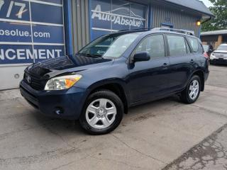 Used 2006 Toyota RAV4 4x4 for sale in Boisbriand, QC