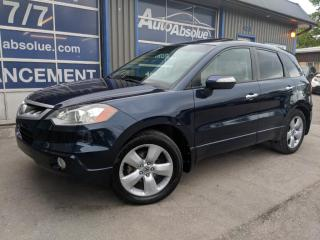 Used 2009 Acura RDX AWD for sale in Boisbriand, QC