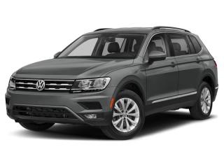 New 2019 Volkswagen Tiguan Comfortline 2.0T 8sp at w/Tip 4M for sale in Orleans, ON