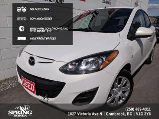 Used 2011 Mazda MAZDA2 NO ACCIDENTS, LOW MILEAGE, PET-FREE, NEW FRONT BRAKES - $91 BI-WEEKLY - $0 DOWN for sale in Cranbrook, BC