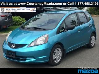 Used 2012 Honda Fit LX AT for sale in Courtenay, BC