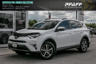 Used 2017 Toyota RAV4 AWD XLE for sale in Orangeville, ON