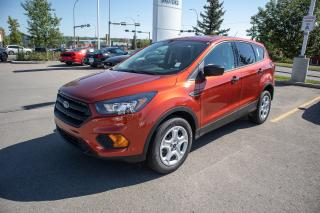 New 2019 Ford Escape S for sale in Okotoks, AB