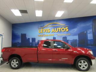 Used 2007 Toyota Tundra SR5 V-8 5.7 LITRES BOITE DE 8 PIEDS TRES for sale in Lévis, QC