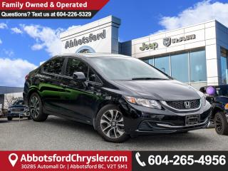 Used 2013 Honda Civic LX *ACCIDENT FREE* *LOCALLY DRIVEN* for sale in Abbotsford, BC