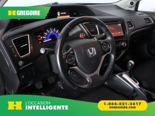 Used 2015 Honda Civic EX A/C GR ÉLECT TOIT for sale in St-Léonard, QC