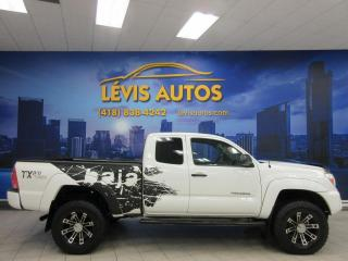 Used 2013 Toyota Tacoma V-6 4.0 LITRES 4X4 AUTOMATIQUE BEAU LOOK for sale in Lévis, QC