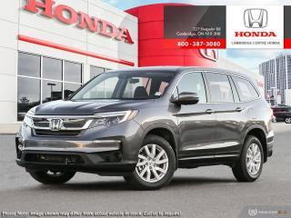 New 2019 Honda Pilot LX for sale in Cambridge, ON
