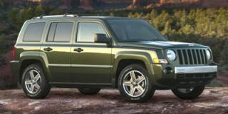 Used 2008 Jeep Patriot SPORT for sale in Swift Current, SK