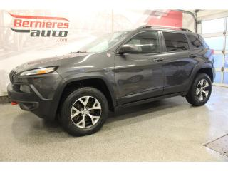 Used 2016 Jeep Cherokee V6 Awd for sale in Lévis, QC