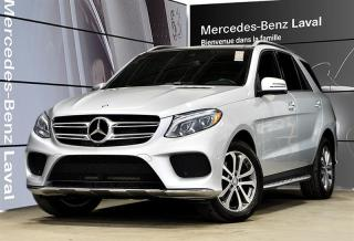 Used 2016 Mercedes-Benz GLE350 Awd Cert., Premium for sale in Laval, QC