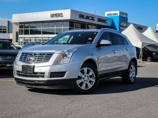 Used 2015 Cadillac SRX Luxury for sale in Ottawa, ON