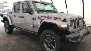 New 2020 Jeep Gladiator Rubicon for sale in Ottawa, ON