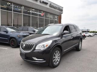 Used 2017 Buick Enclave Leather/NAVI/POWER LIFT GATE/REAR CAMERA/ ONLY 19, for sale in Concord, ON