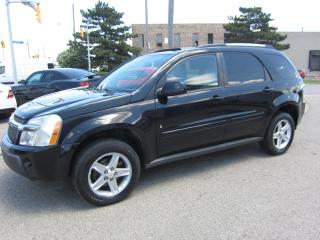 Used 2006 Chevrolet Equinox LT/ $4995+HST_LIC FEE / CLEAN CARFAX REPORT for sale in North York, ON