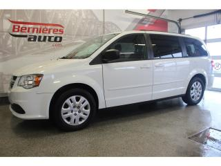 Used 2016 Dodge Grand Caravan Stow 'n' Go for sale in Lévis, QC