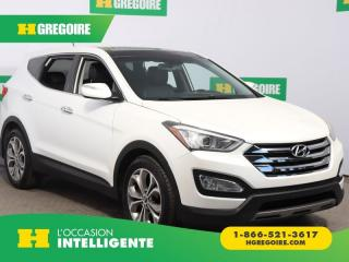Used 2013 Hyundai Santa Fe SE AWD Cuir Toit for sale in St-Léonard, QC